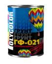 Грунт Поликолор ГФ-021 серый (0,9кг)